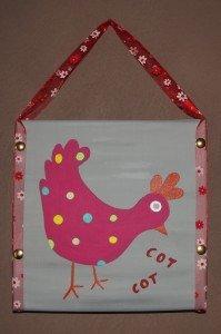 La Poule de Pâques dans Filles cocotte-ruban-003-199x300